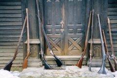 Deerfield-Muskets
